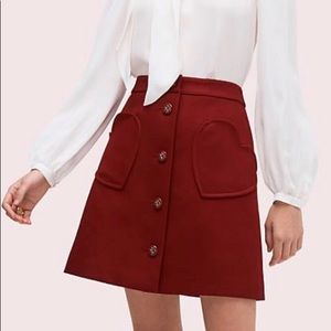 Kate Spade Pocket Skirt